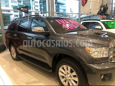 Foto venta Auto Seminuevo Toyota Sequoia Platinum (2017) color Gris precio $790,000
