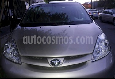 Foto venta Auto usado Toyota Sienna LE 3.5L (2008) color Marron precio $140,000