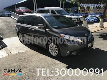 foto Toyota Sienna Limited 3.3L