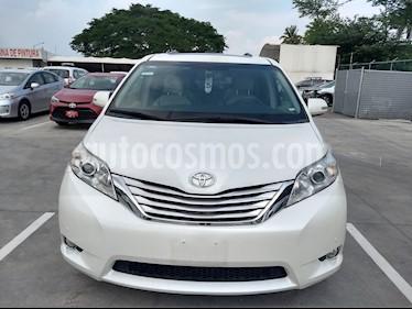 Foto venta Auto Seminuevo Toyota Sienna Limited 3.5L (2014) color Blanco precio $439,000