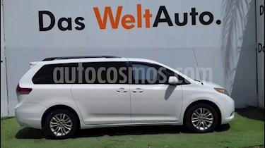 Foto venta Auto Usado Toyota Sienna XLE 3.3L (2011) color Blanco precio $265,000
