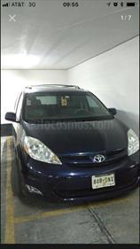 Foto venta Auto Usado Toyota Sienna XLE 3.5L Piel (2006) color Azul Electrico precio $118,000