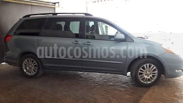 Foto venta Auto usado Toyota Sienna XLE 3.5L (2009) color Azul Atlantico precio $137,000