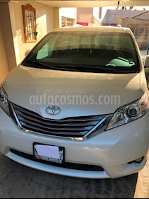 Foto venta Auto usado Toyota Sienna XLE 3.5L (2017) color Blanco Perla precio $435,000