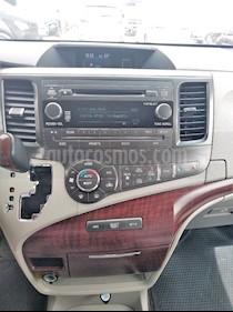 Foto venta Auto Seminuevo Toyota Sienna XLE 3.5L (2013) color Plata precio $295,000