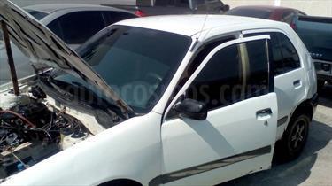 Foto venta carro Usado Toyota Starlet XL L4 1.3 8V (1998) color Blanco precio BoF1.500
