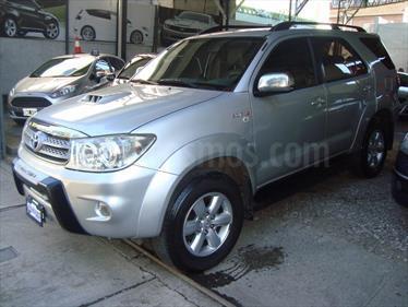 Foto venta Auto Usado Toyota SW4 SRV Aut 5P (2011) color Gris Metalico precio $590.000