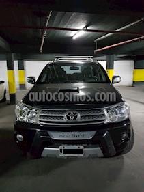 Foto venta Auto Usado Toyota SW4 SRV TDi Cuero Aut (2011) color Negro precio $620.000
