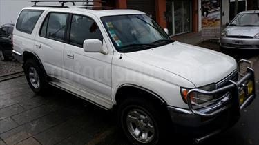 Foto venta Auto Usado Toyota SW4 SRV (1998) color Blanco precio $249.000