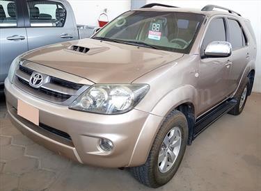 Foto venta Auto Usado Toyota SW4 SRV (2008) color Marron precio $520.000