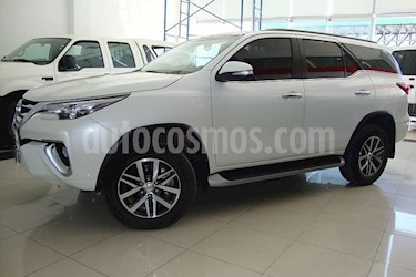 Foto venta Auto Usado Toyota SW4 SRX 7 Pas Aut (2017) color Blanco precio $650.000