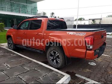 foto Toyota Tacoma Edicion Especial 4x4