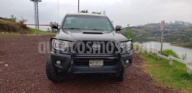 Foto venta Auto usado Toyota Tacoma TRD Sport 4x4 (2013) color Gris precio $350,000