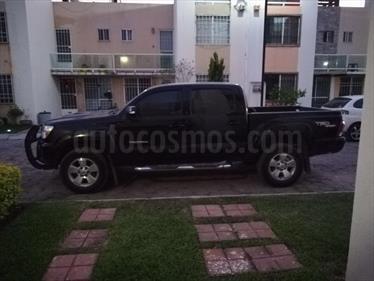 Foto venta Auto usado Toyota Tacoma TRD Sport (2013) color Negro precio $310,000