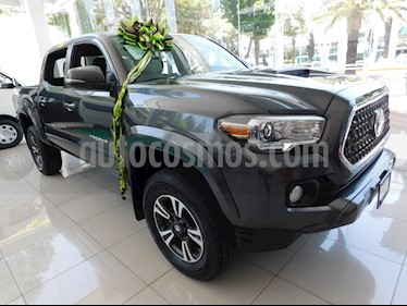 Foto venta Auto nuevo Toyota Tacoma TRD Sport color Gris precio $596,500