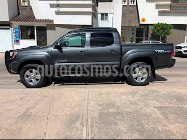 Foto venta Auto usado Toyota Tacoma TRD Sport (2014) color Gris precio $370,000