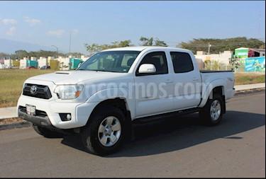 Foto venta Auto usado Toyota Tacoma TRD Sport (2012) color Blanco precio $305,000