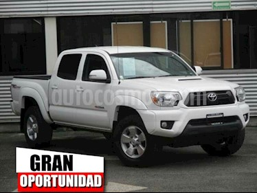Foto venta Auto Seminuevo Toyota Tacoma TRD Sport (2015) color Blanco precio $395,000