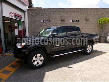 Foto venta Auto Seminuevo Toyota Tacoma TRD Sport  (2015) color Negro precio $399,000