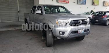 Foto venta Auto Seminuevo Toyota Tacoma TRD Sport  (2015) color Plata precio $399,000