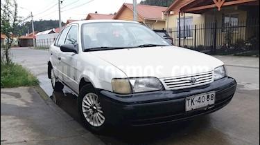 Foto venta Auto Usado Toyota Tercel 1.5 GLI (2000) color Blanco precio $2.070.000