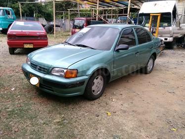 Foto venta Carro usado Toyota Tercel Standard (1995) color Verde precio $6.800.000