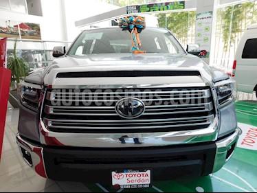 Foto venta Auto nuevo Toyota Tundra 5.7L Limited 4x4 color Plata precio $862,700