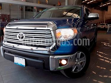 Foto venta Auto Seminuevo Toyota Tundra 5.7L Limited 4x4 (2017) color Azul precio $689,000