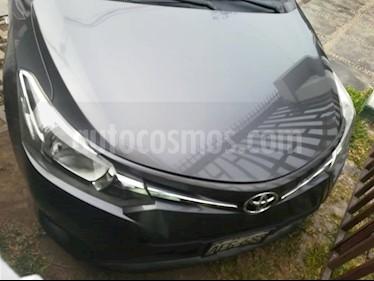 Toyota Yaris Sedan 1.5 GLi  usado (2014) color Gris Oscuro precio u$s12,300