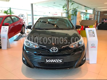 Foto venta Auto nuevo Toyota Yaris Sedan 1.5 XLS color Negro precio $666.300