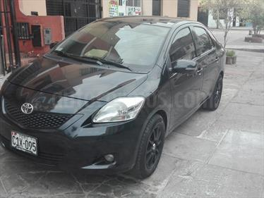 Foto venta Auto usado Toyota Yaris Sedan XLi 1.3L (2011) color Negro precio $4,500
