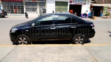 Toyota Yaris Sedan XLi 1.3L usado (2010) color Negro precio u$s8,700