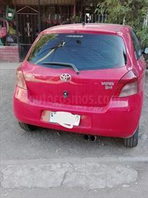 Foto venta Auto usado Toyota Yaris Sport 1.3 GLi 3P (2007) color Rojo precio $3.300.000