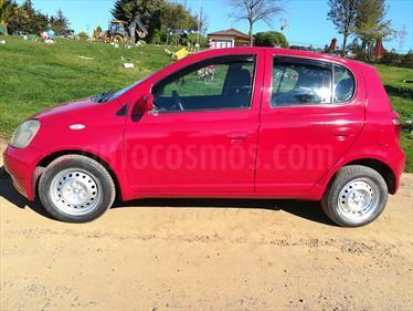 Foto venta Auto usado Toyota Yaris Sport 1.3 GLi 5P (2002) color Rojo Italia precio $3.500.000