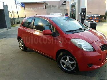 Foto venta Auto usado Toyota Yaris Sport 1.3 XLi 3P (2009) color Rojo precio $3.600.000