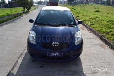 Foto venta Auto Usado Toyota Yaris Sport 1.3 XLi 3P (2008) color Azul precio $4.200.000