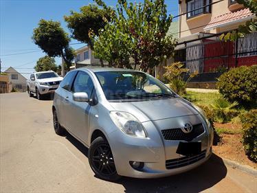 Foto venta Auto usado Toyota Yaris Sport 1.3 XLi 3P (2007) color Gris Plata  precio $3.500.000