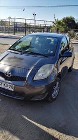 Foto venta Auto usado Toyota Yaris Sport 1.3 XLi 3P (2011) color Gris Oscuro precio $4.900.000