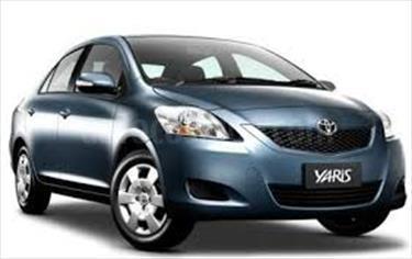 Toyota Yaris 1.3L 5P usado (2010) color A eleccion precio BoF40.000.000