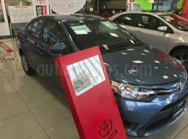 Toyota Yaris 1.3L 5P usado (2010) color Azul Mica precio BoF600.000.000