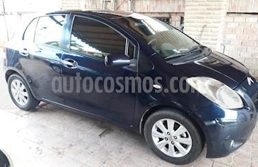 Foto venta carro Usado Toyota Yaris 1.3L 5P (2009) color Azul precio u$s4.600