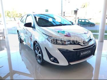 Foto venta Auto nuevo Toyota Yaris 1.5 CVT color Blanco precio $663.300