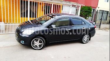 Toyota Yaris 1.5 GLi Ac usado (2013) color Negro Grafito precio $5.900.000