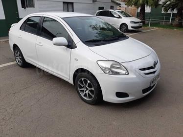 Toyota Yaris 1.5 GLi  usado (2007) color Blanco precio $4.200.000