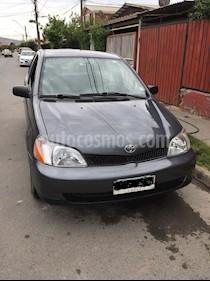 Foto venta Auto Usado Toyota Yaris 1.5 GLi (2003) color Gris Oscuro precio $1.900.000