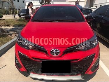 Toyota Yaris 1.5 S CVT usado (2018) color Rojo precio $1.432.400