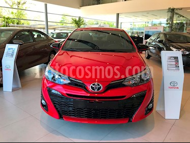 Foto venta Auto nuevo Toyota Yaris 1.5 S CVT color Rojo precio $764.900