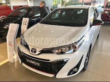 Foto venta Auto Usado Toyota Yaris 1.5 S CVT (2018) color Blanco precio $703.100