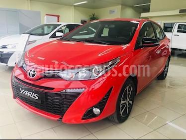 Foto venta Auto Usado Toyota Yaris 1.5 S CVT (2018) color Rojo precio $722.000