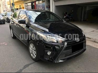 Foto venta Auto Usado Toyota Yaris 1.5 S (2017) color Negro precio $498.000